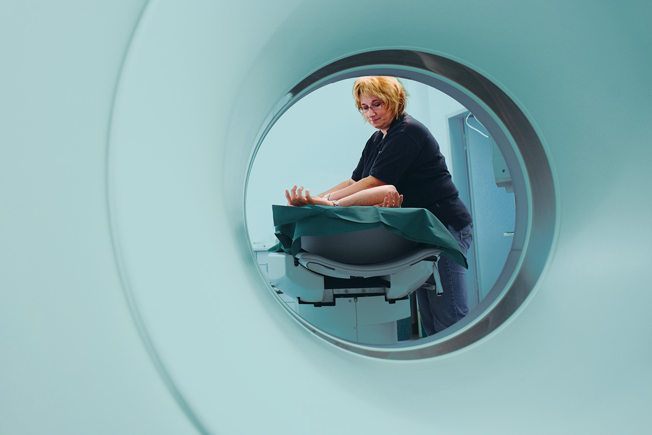 MRI in the University Hospital Essen © UKE 2016