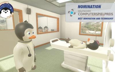 Pingunauten Trainer für den DCP 2020 nominiert!