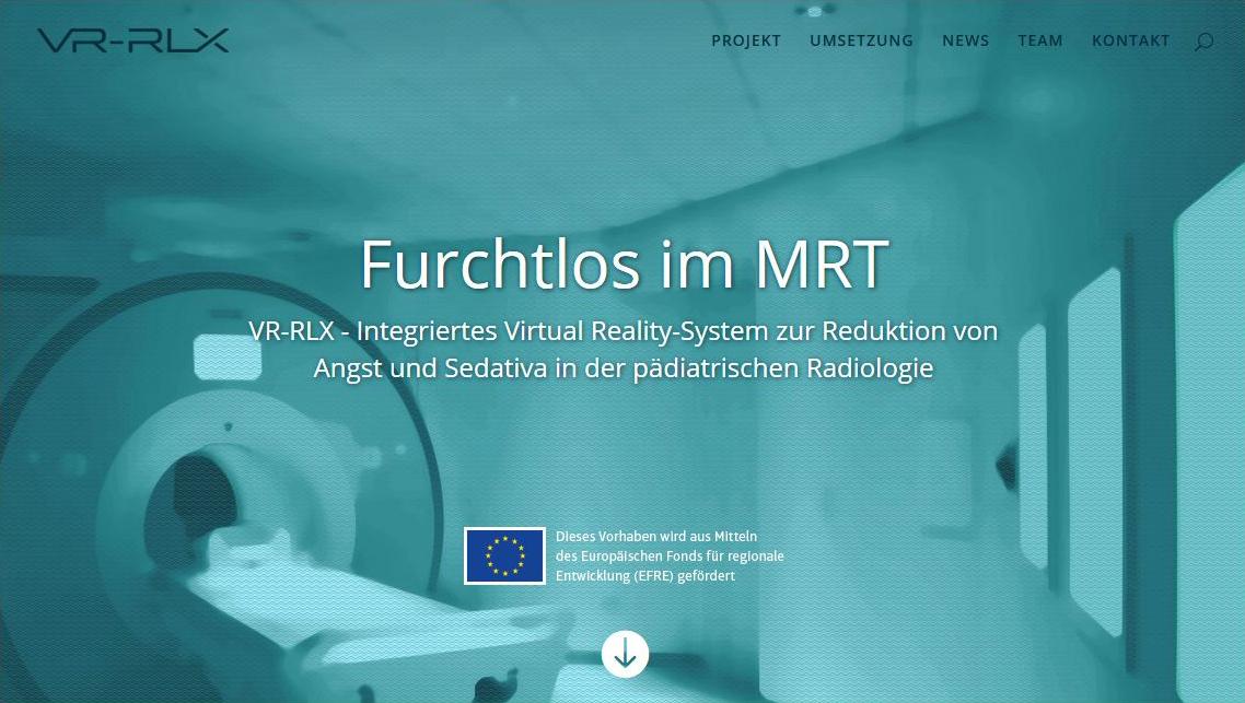 Projekt VR-RLX